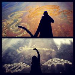 Sand Fantasy by rontusikiyu3
