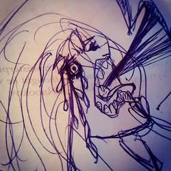 Sadness. Anger. Pain. by rontusikiyu3