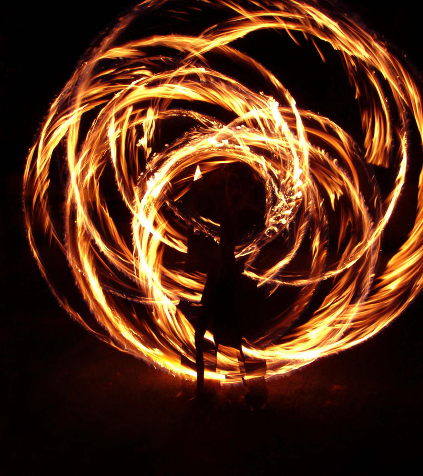 Fire Dancing by Ledoux