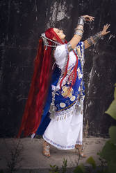 Trinity Blood: Dancing by auntLilith