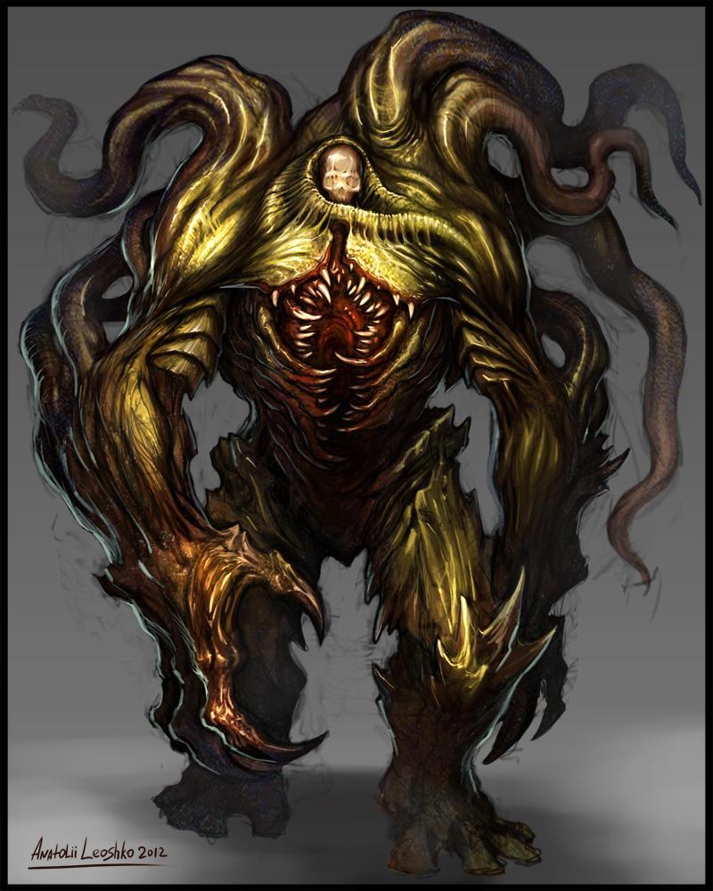 Eurynomos Avatar
