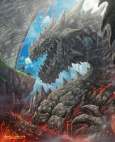 Everlasting dragon by KhezuG