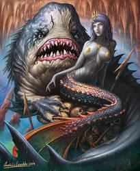 Siren by KhezuG