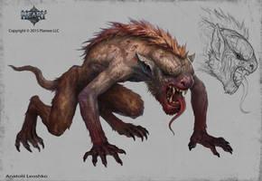 goblin by KhezuG