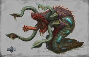 Worm by KhezuG