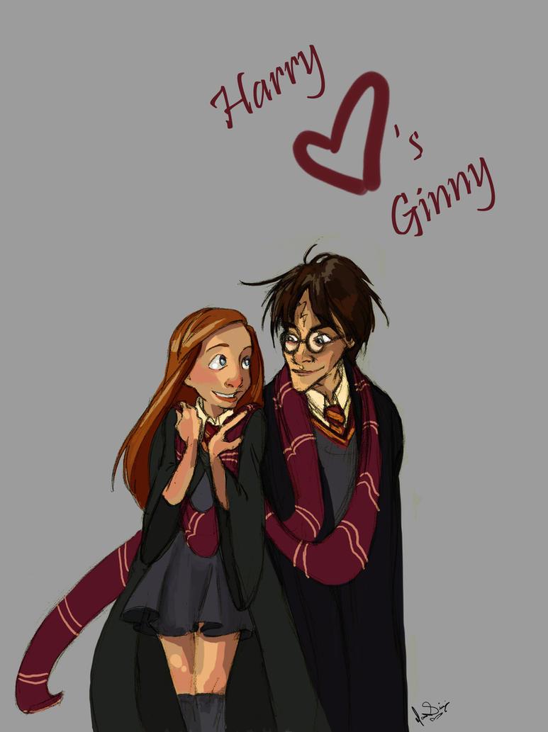 Harry Potter dating spillet jenter