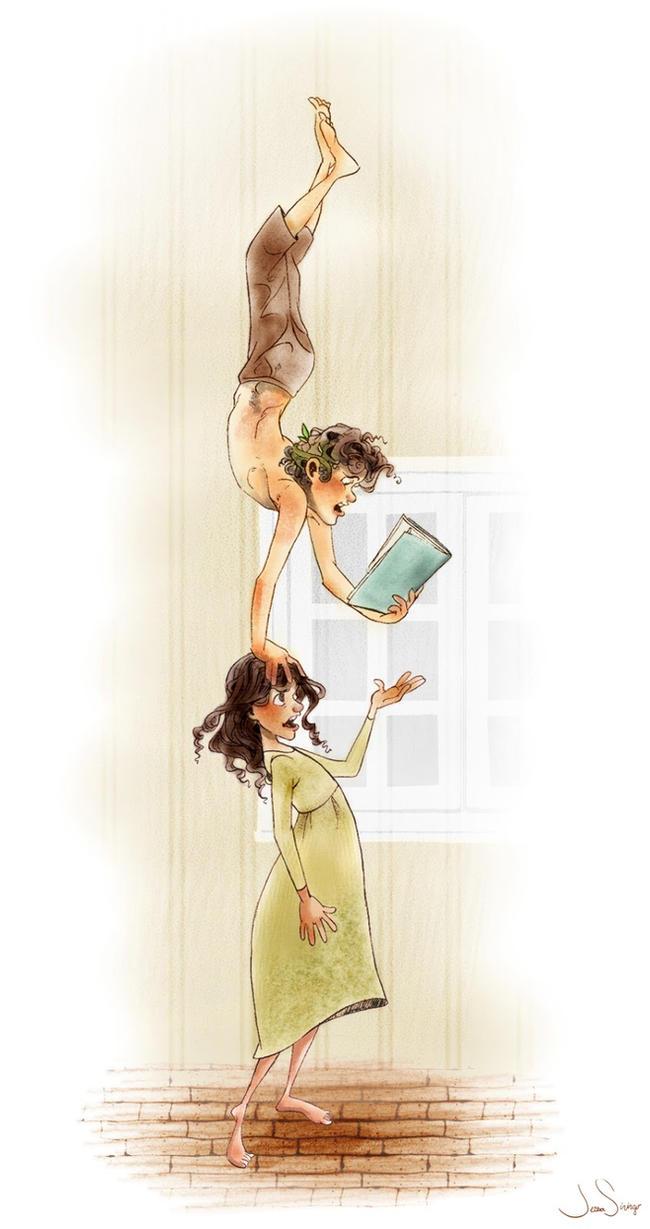 Peter and Wendy by jbsdesigns