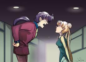 Sailor Moon Screencap Redraw by jbsdesigns