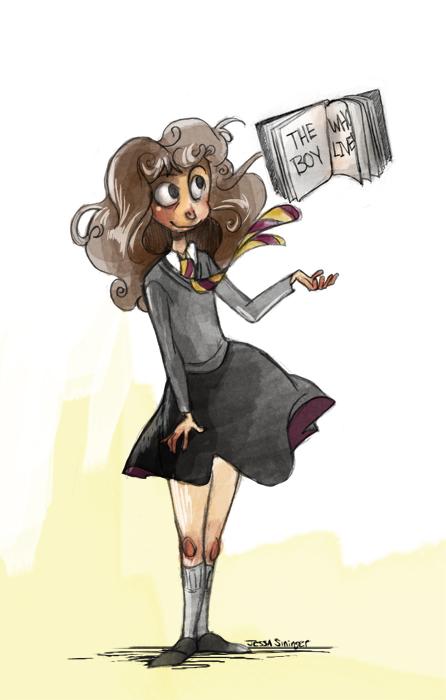 Hermione Granger by jbsdesigns