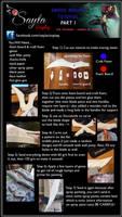 Katarina (LoL) Sword Making Tutorial Part 1 by QTxPie