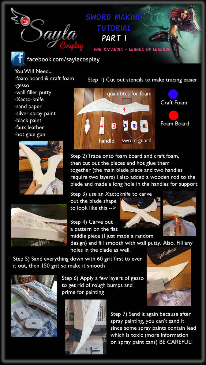 How To Carve Craft Foam