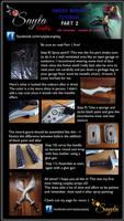 Katarina (LoL) Sword Making Tutorial Part 2 by QTxPie