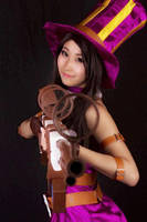 Caitlyn Cosplay (League of Legends)