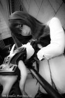 Saeko Busujima Cosplay (Highschool of the Dead) by QTxPie