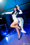 Generation Ahri Cosplay (League of Legends X SNSD)