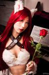 Kitty Cat Katarina Cosplay (League of Legends)