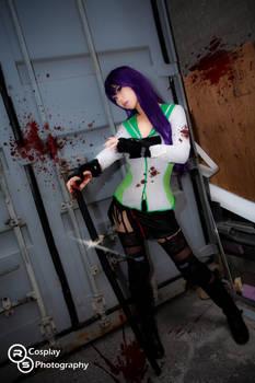 Saeko Busujima Cosplay (Highschool of the Dead)