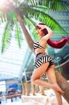 Gou Matsuoka Cosplay [Free!] by QTxPie