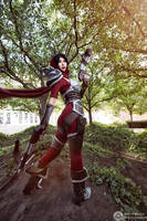 Demon Hunter (Valla) [Diablo3/Heroes of the Storm] by QTxPie