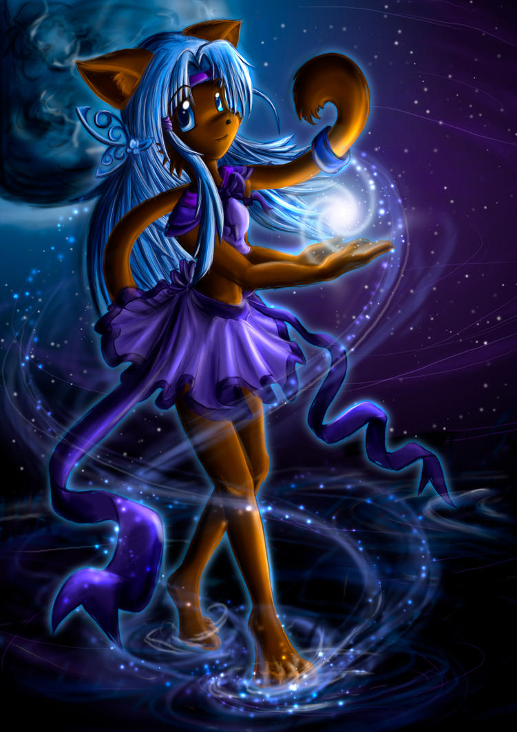 Night Dance by DarkecoNeonight