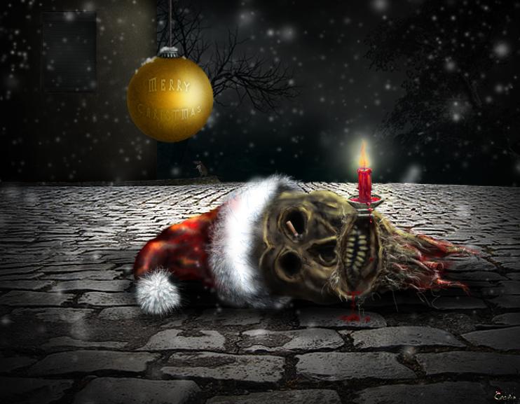 Merry Christmas :D by Chaosgoettin