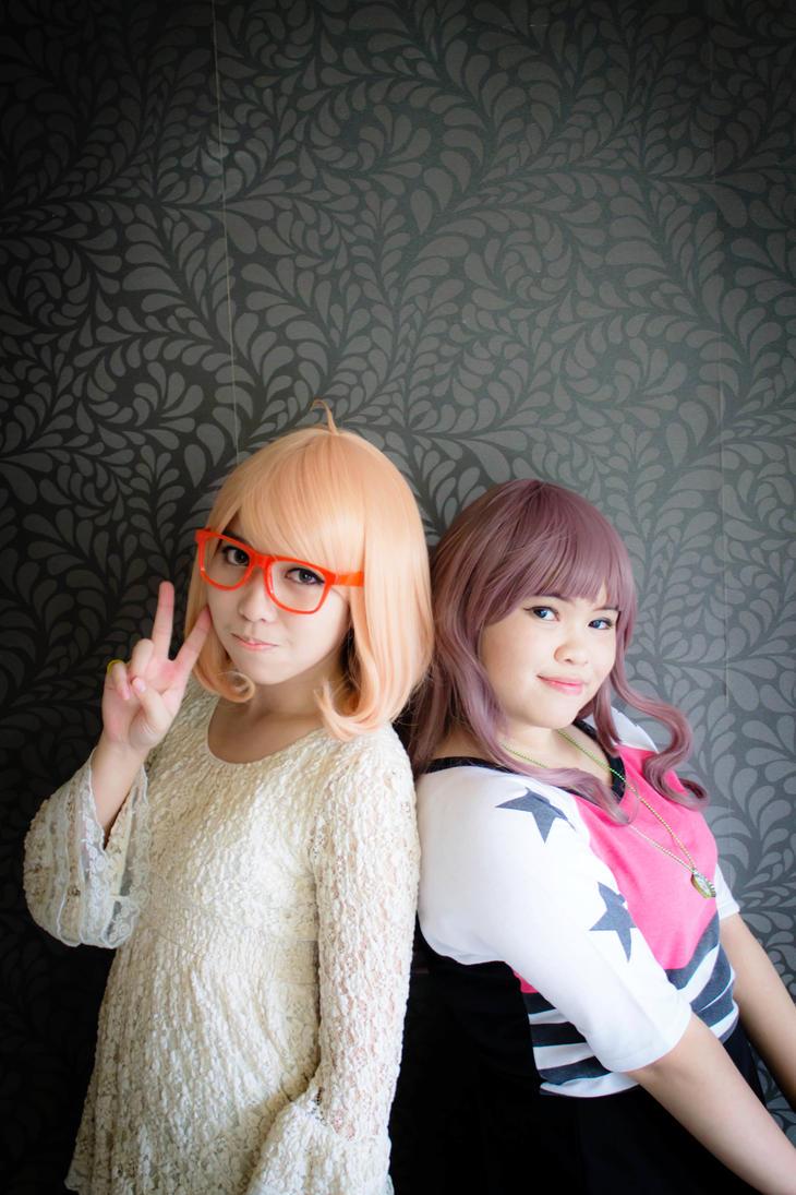 Moe Models by AoI-AkUmI