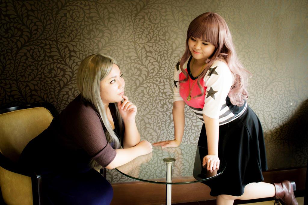 Casual Conversation by AoI-AkUmI