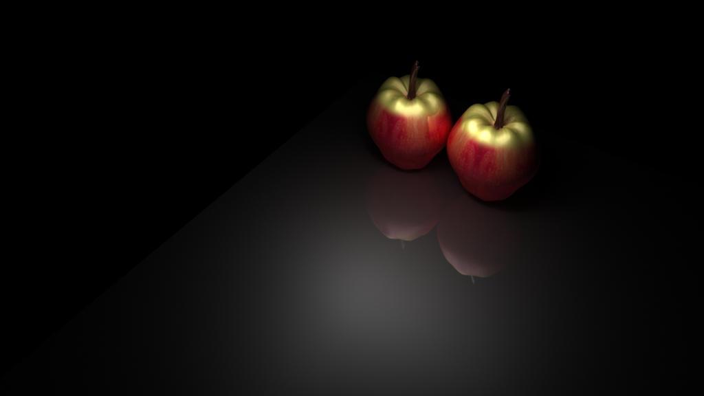 Apple by AoI-AkUmI