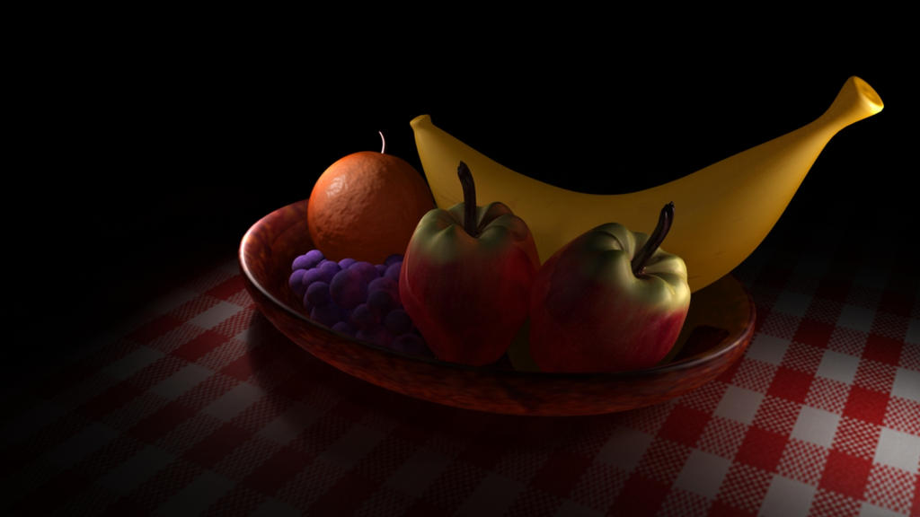 Fruit Bowl by AoI-AkUmI