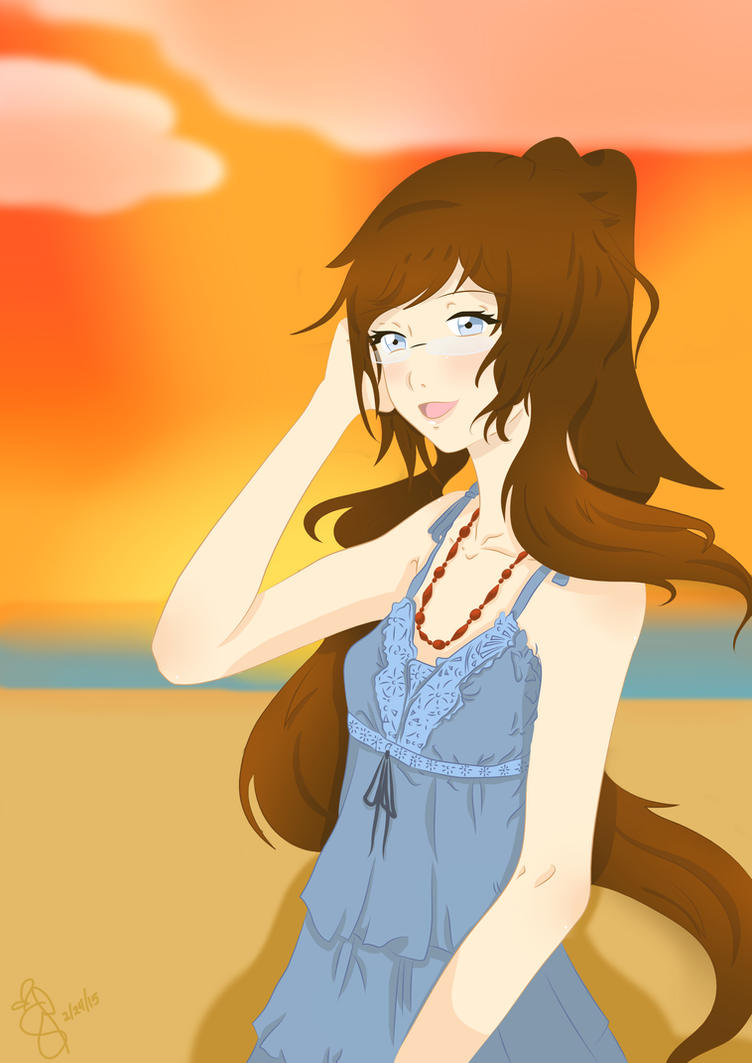 Summer by AoI-AkUmI