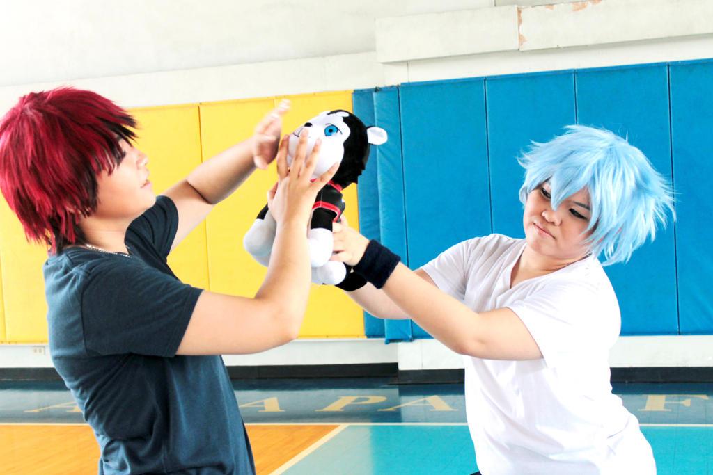 Kagami-kun's Weakness by AoI-AkUmI