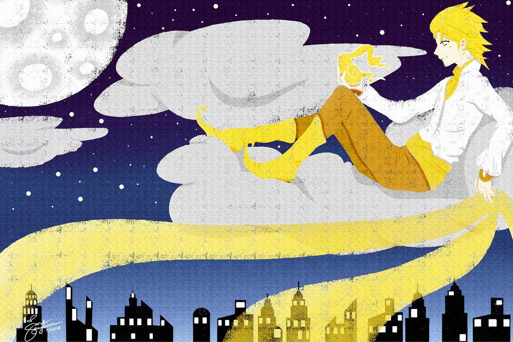 Guardian of Dreams by AoI-AkUmI