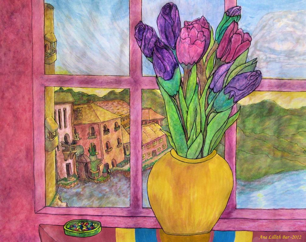 Bella Italia - Color by analillithbar