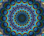 Ceramic Bowls Mosaic 3 - Kaleidoscope