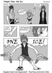 Twilight Tales: One Ice by sazzykins
