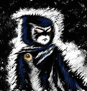 Style Test - Raven