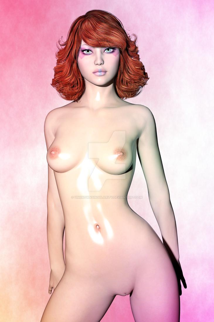 Zyra Redhead by UnknownSingularity