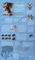 Vulptera (Orignal Species) Reference by Starrypoke