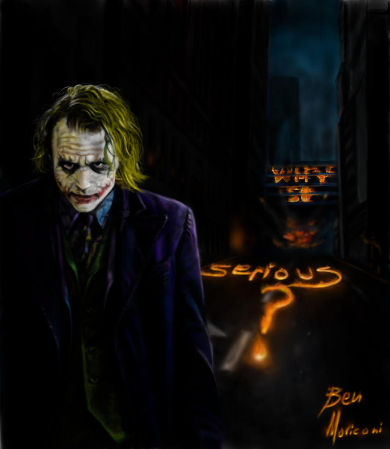 the joker by benchi