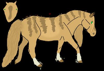 Hestur by FjordBreeder