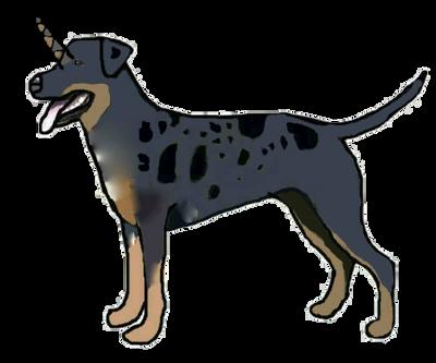 Dorn Dog! by FjordBreeder