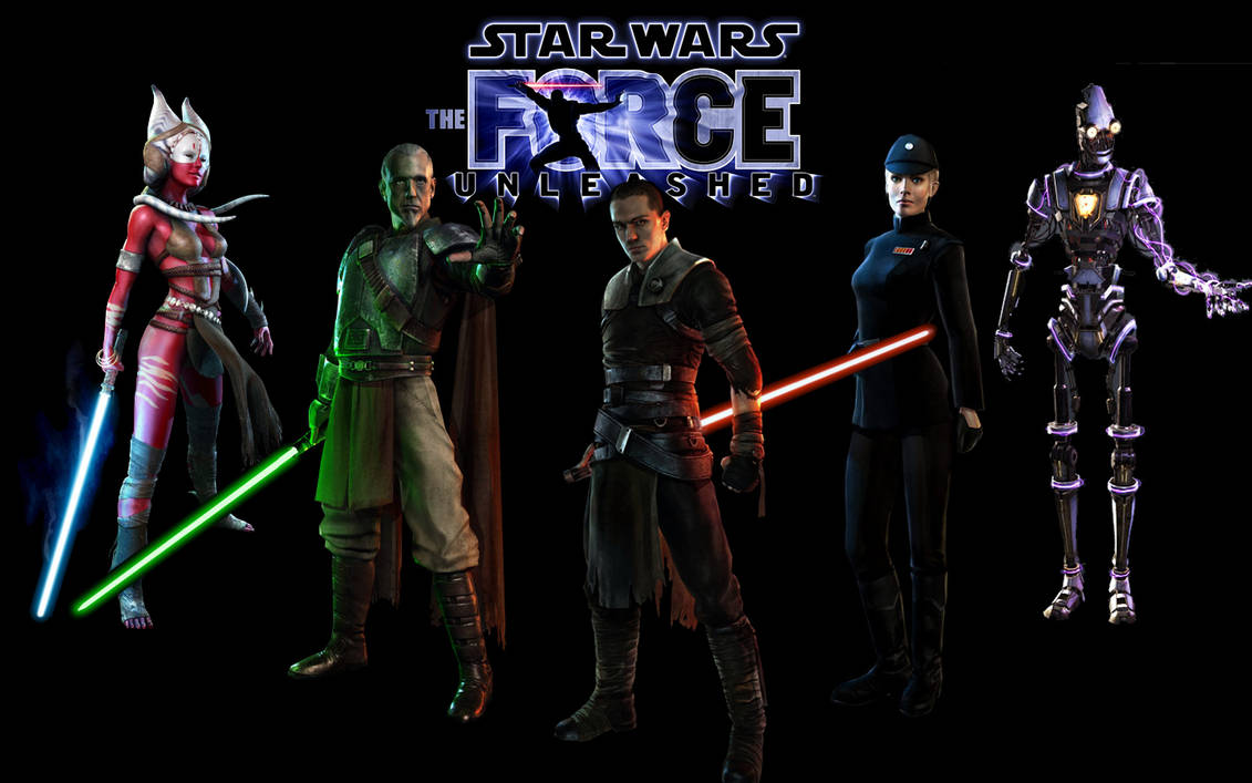 The Force Unleashed Wallpaper By Jediknight14 On Deviantart