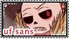 UT: Underfell Sans || Fan Stamp by Sanstima-Stamps