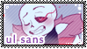 UT: Underlust Sans || Fan Stamp by Sanstima-Stamps