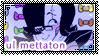 UT: Underlust Mettaton || Fan Stamp by Sanstima-Stamps