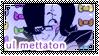 UT: Underlust Mettaton || Fan Stamp by Sanstima-Stamps