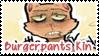 UT: Burgerpants Kin || Kin Stamps by Sanstima-Stamps