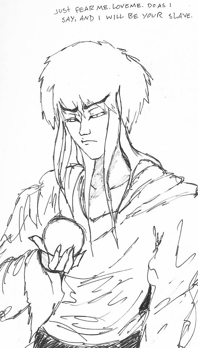 Jareth, the Goblin King by Kristix