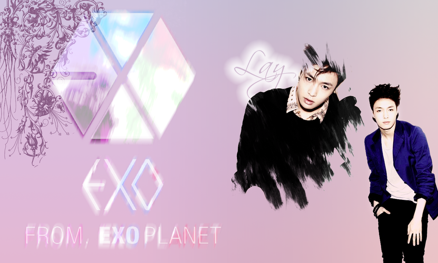 exo lay wallpaper hd