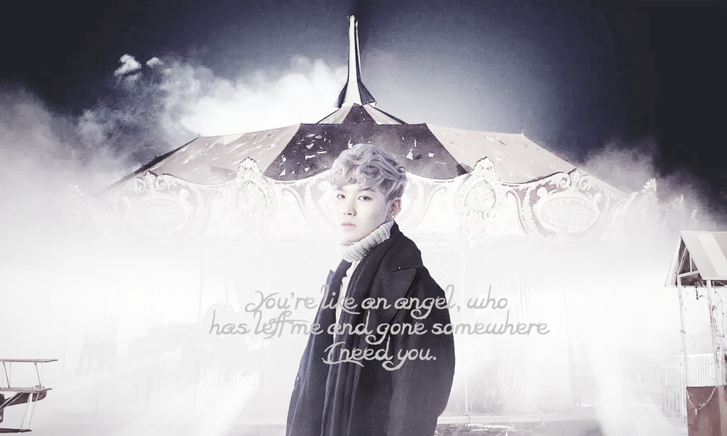 Zelo First Sensibility Wallpaper by AnnisELF on DeviantArt